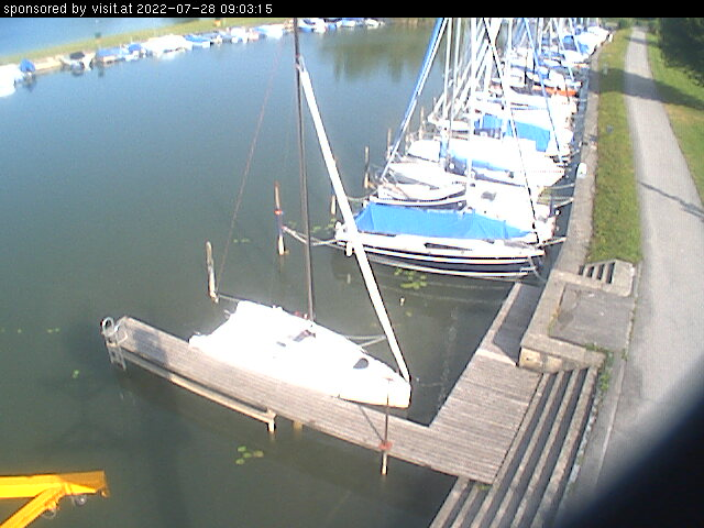 Webcam am des SYC
