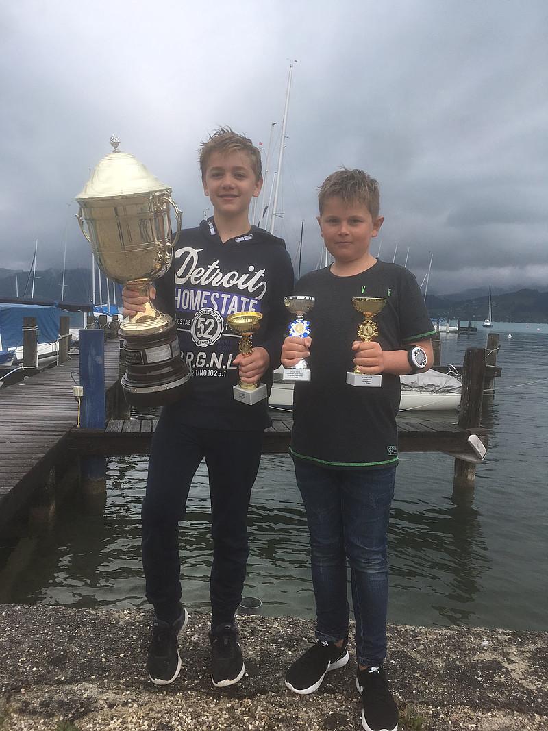 Optimisten JoJo-Pokal: Schneeweis und Kammerer vom SYC erfolgreich!